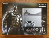 NEW Sony PlayStation 4 Limited Edition Batman Arkham Knight Bundle PS4 Console
